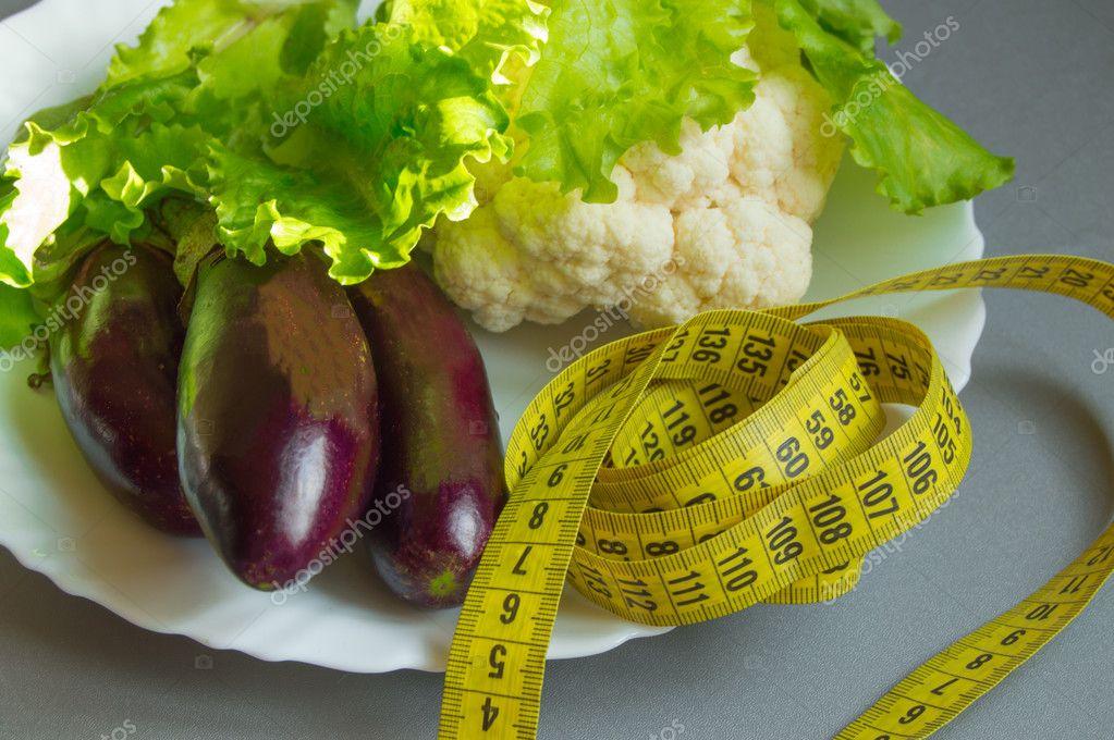 Рецепт баклажан и цветной капусты