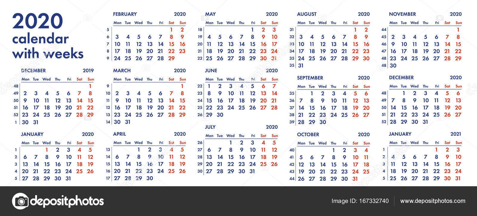 Calendario Por Semanas 2020.Calendario 2020 Semana Interet Apteka Kupit Viagru Sialis