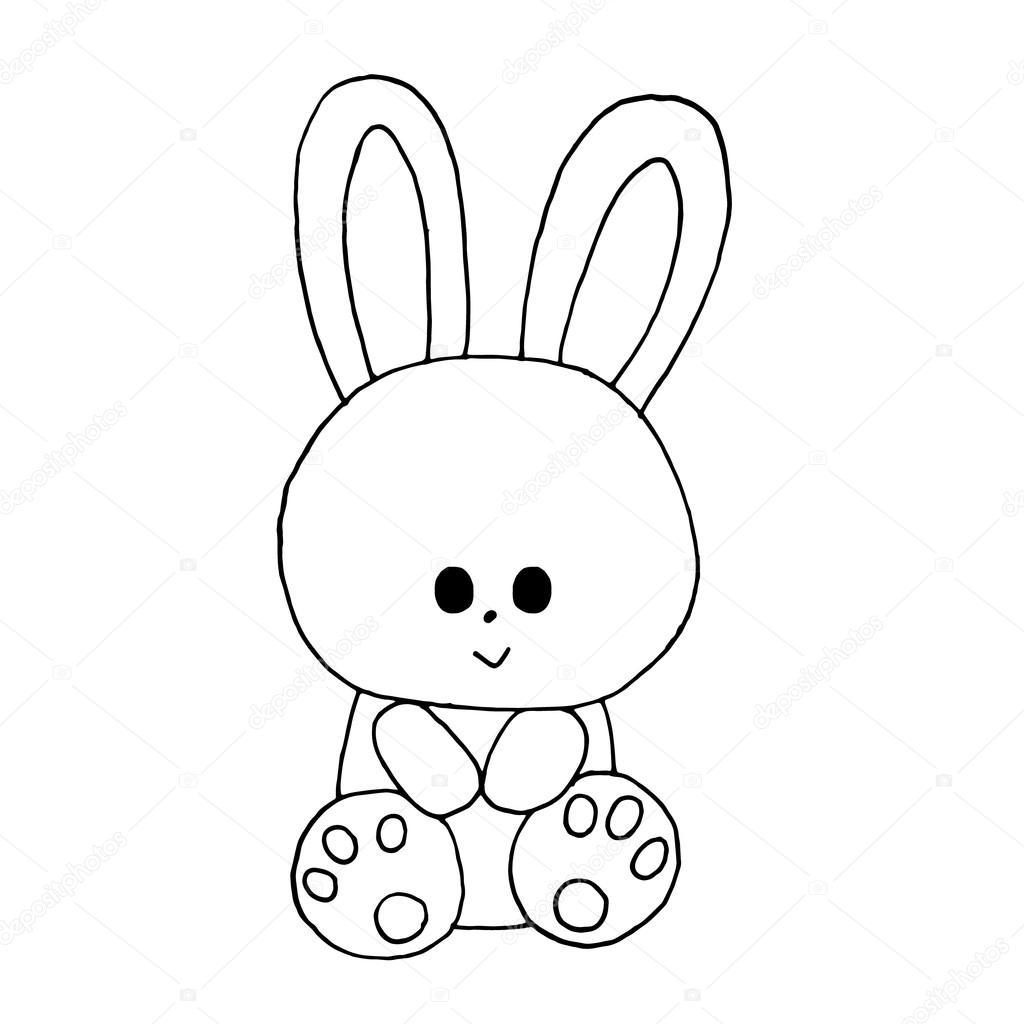 Bunny Cartoon Cute Rabbit Cartoon Bunny Cartoon Cute