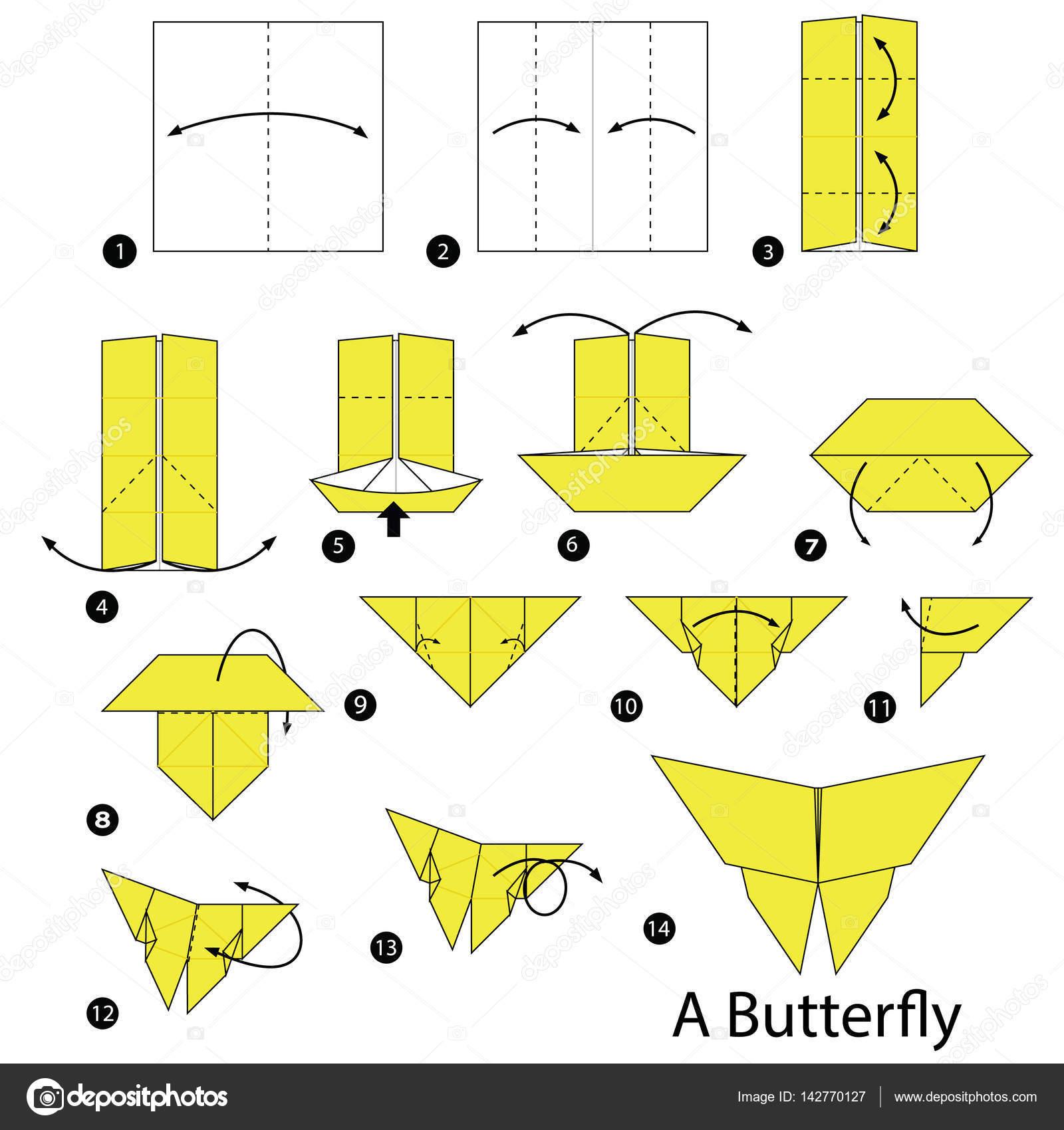 Как сделать оригами из бумаги планета