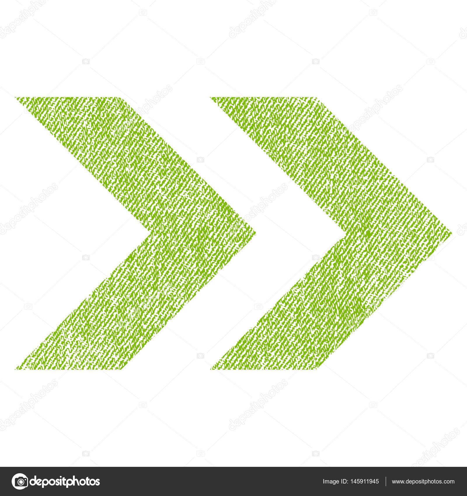 移右矢量纹理的图标叠加水印邮票.亮绿色的布料矢量纹理.图片