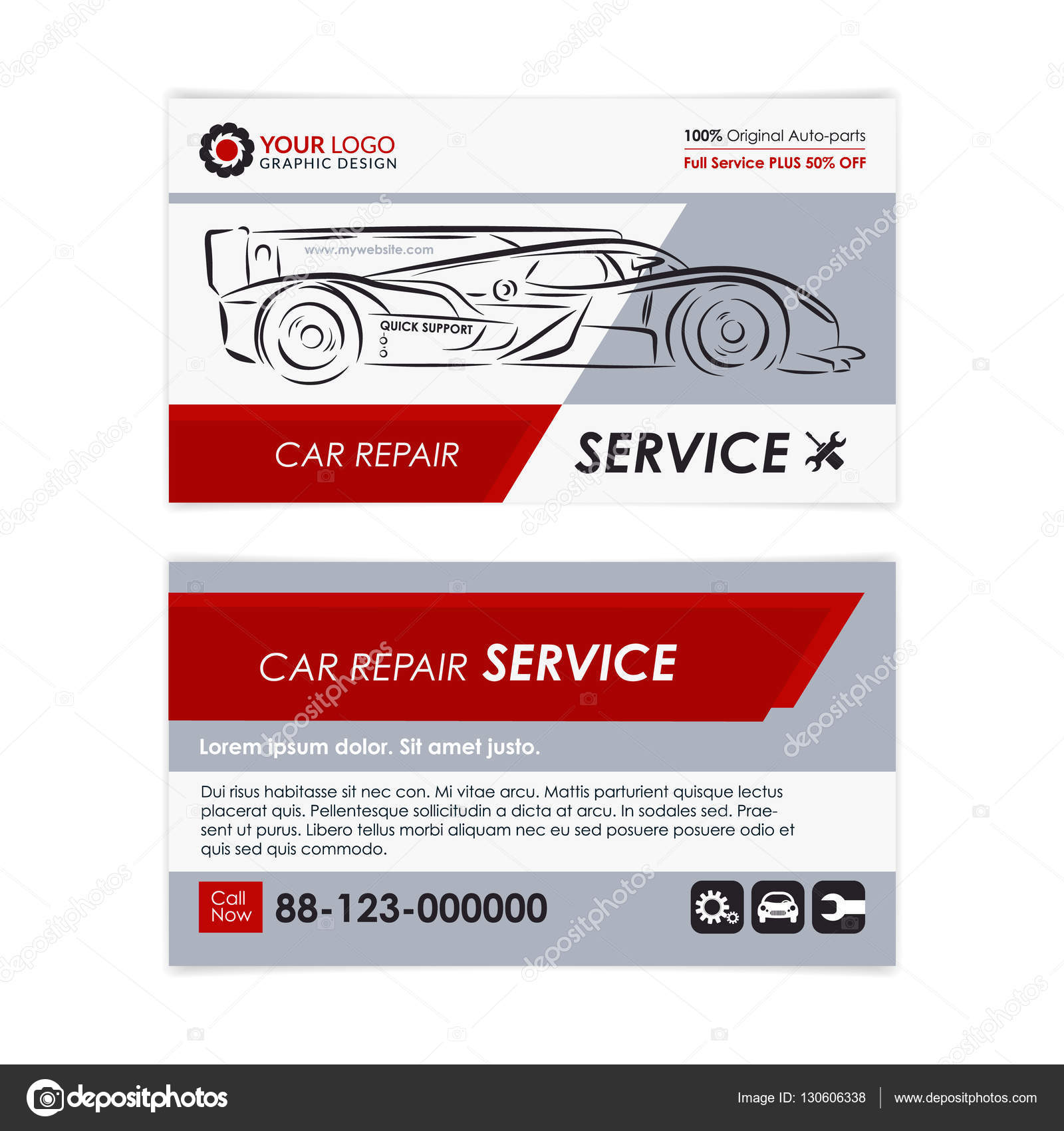 auto repair business plan template