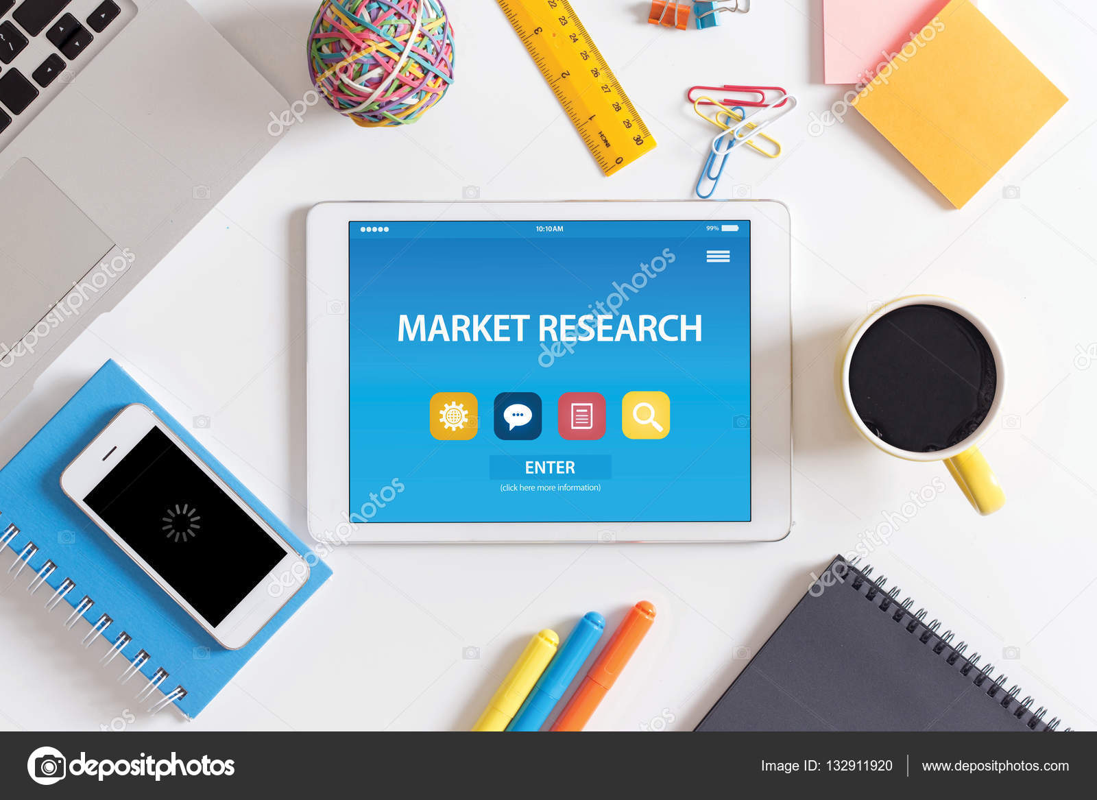 MARKET RESEARCH CONCEPT — Stock Photo © Garagestock  Depositphotos  Stock Photo Market Research Concept Stock Photo Market Research Concept