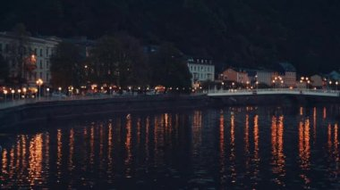 Bad EMS, Germany, city views