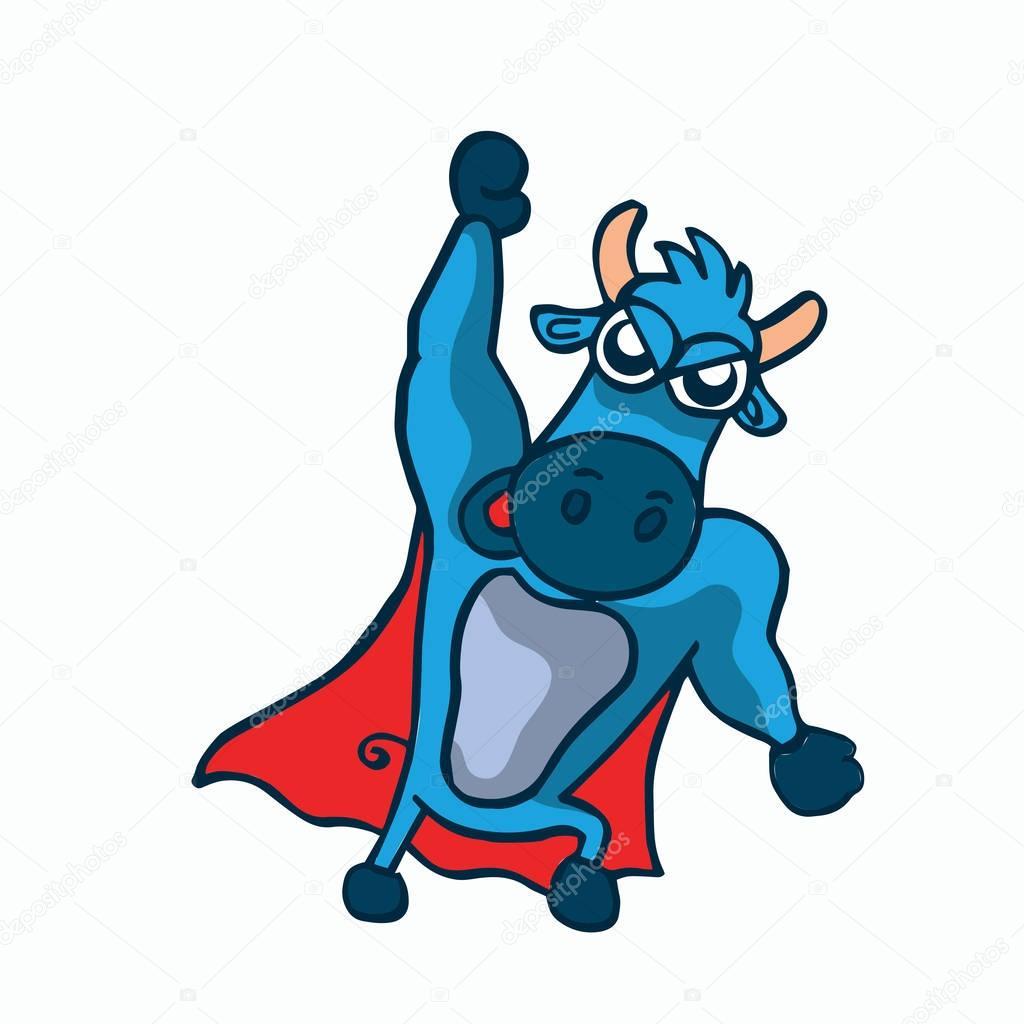 Cute Buffalo Cartoon Images Stock Photos amp Vectors