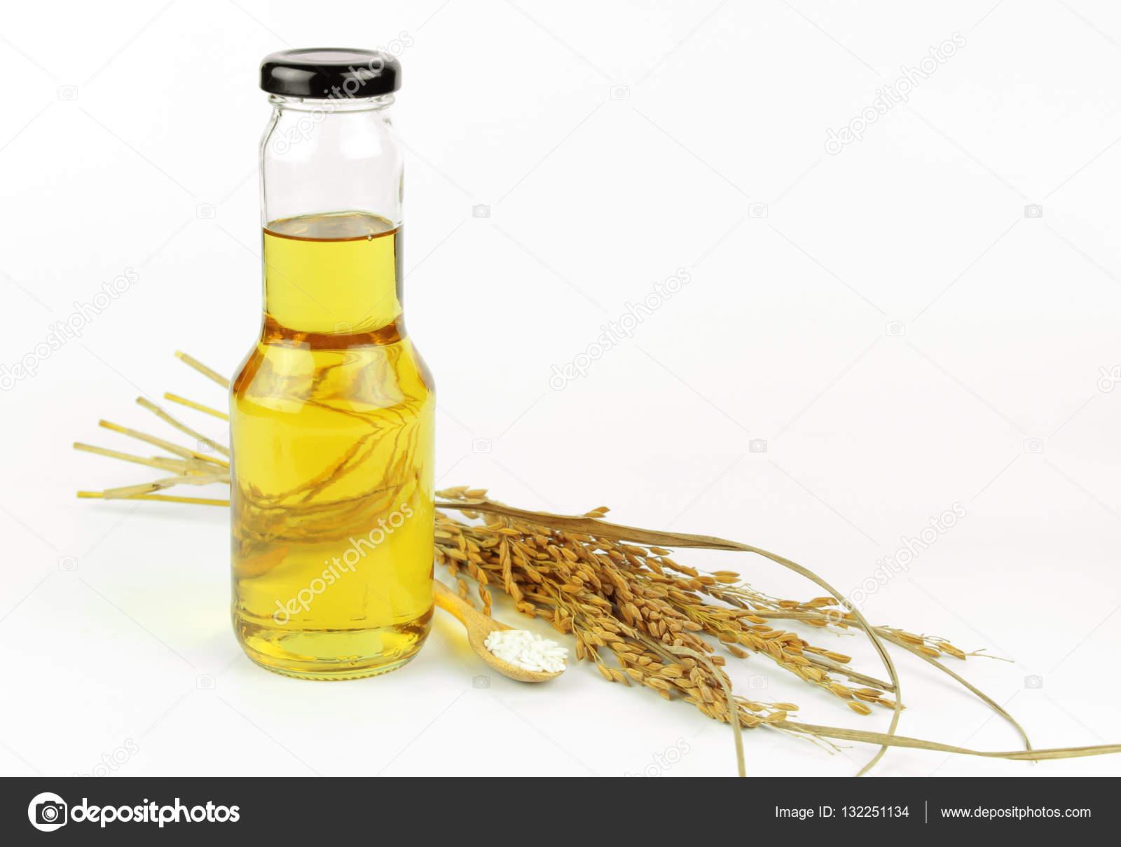 Масло из рисовых отрубей своими руками