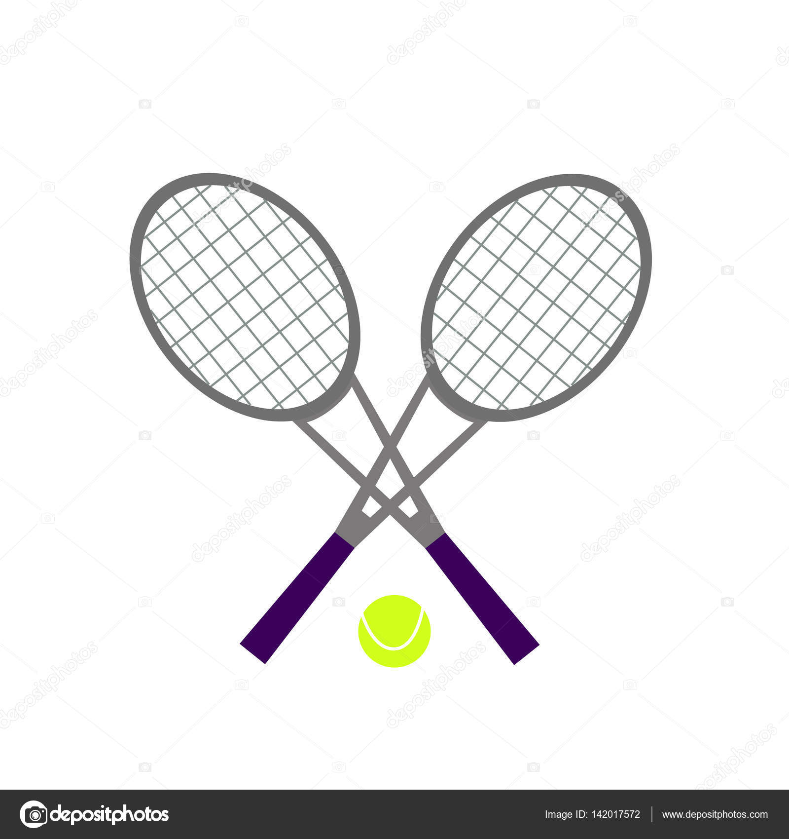 Tenis pelota stock de ilustracion ilustracion libre de stock de - Conjunto De Iconos De Tenis Raquetas Y Pelota Vector Ilustraci N Ilustraci N De Stock