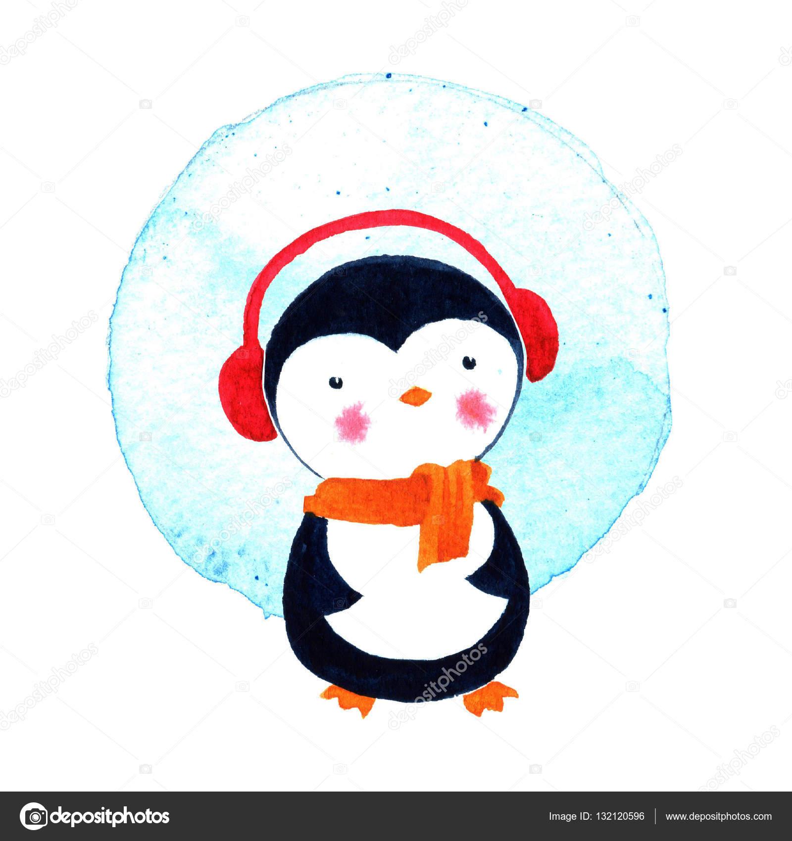 Ping ino de dibujos animados para beb s y ni os peque os - Dibujos para paredes de bebes ...
