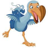 Rajzfilm dodo futtatása
