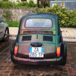 Постер, плакат: View of Fiat Cinquecento