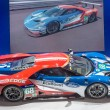 Постер, плакат: Ford Race Car with EcoBoost