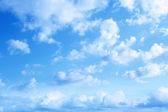 Felhők az égen