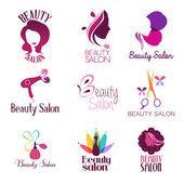 Logo szépségszalon