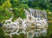 HDR Gardens in Caserta