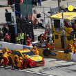 Постер, плакат: NASCAR: February 19 Advance Auto Parts Clash at Daytona