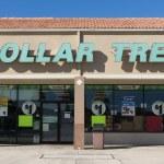 Постер, плакат: Dollar Tree Store