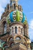 Kostel Spasitele na rozlité krve v Petrohradu
