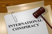 Mezinárodní spiknutí - právní koncept