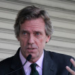 Постер, плакат: Actor Hugh Laurie