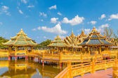 Pavilion of the Enlightened in Thailand