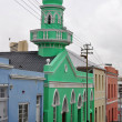 Постер, плакат: South Africa: view of the Nurul Islam Mosque founded in 1844 in the Bo Kaap area the muslim quarter of Cape Town