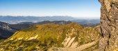 Horská krajina na Slovensku