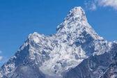 Ama Dablam horský vrchol, známý vrchol Everestu region, Nepál