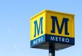 Railway Station Metro Zeichen