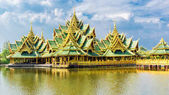 Pavilion of the Enlightened, Ancient Siam