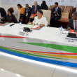 Постер, плакат: Antananarivo Madagascar November 23rd 2016: Madagascar Foreign Minister Beatrice Atallah at the Summit of the Francophonie held in Antananarivo Madagascar