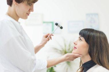 neurologist patient examination