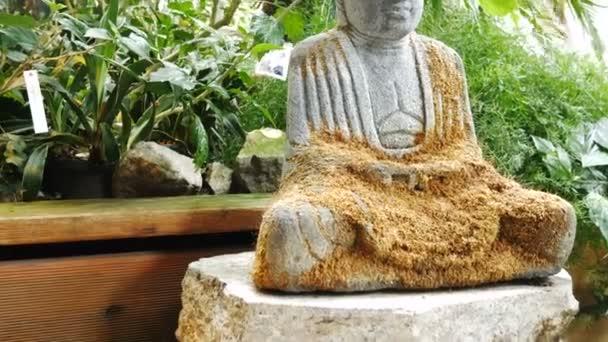 Buddha emlék szobor