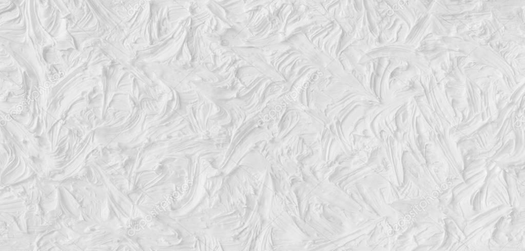 Creative white wavy texture.
