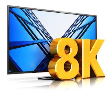 8K UltraHD TV