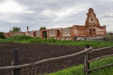 Dilapidated stud farm