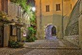 Fotografie staré město ve Francii