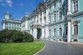 Zimní palác v Petrohradu, Rusko
