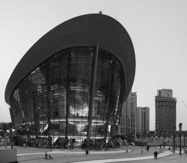 DUBAI, UAE - DECEMBER 3, 2017: Dubai Opera House