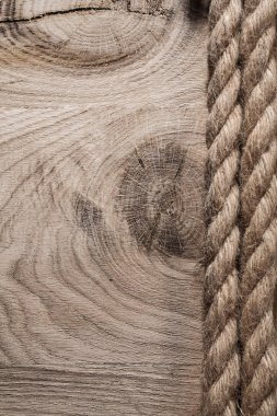 Vintage twisted ropes