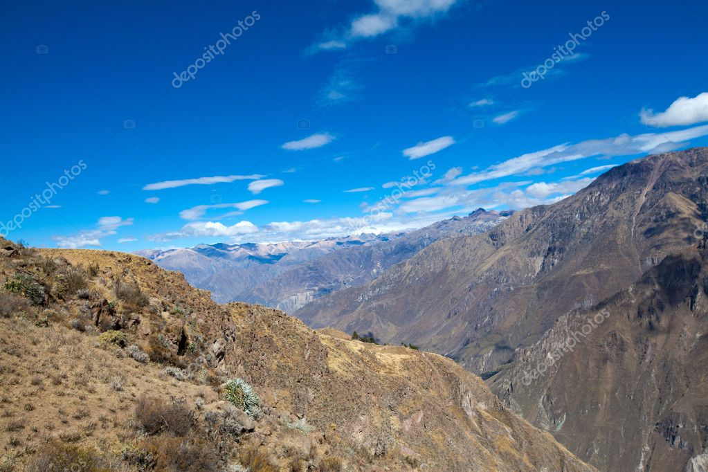 Canyon Colca in Peru