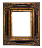 Gold frame for painting