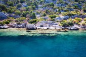 Photo Sunken City Kekova, Antalya, Turkey