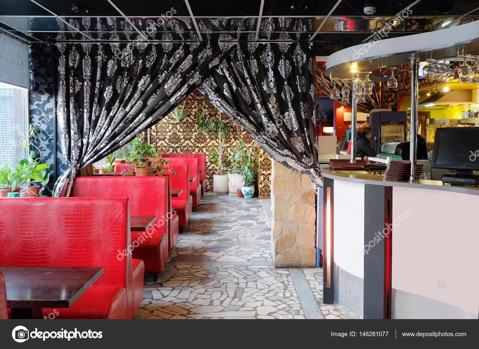 innenraum eines restaurants — Stockfoto © uatp12 #146281077