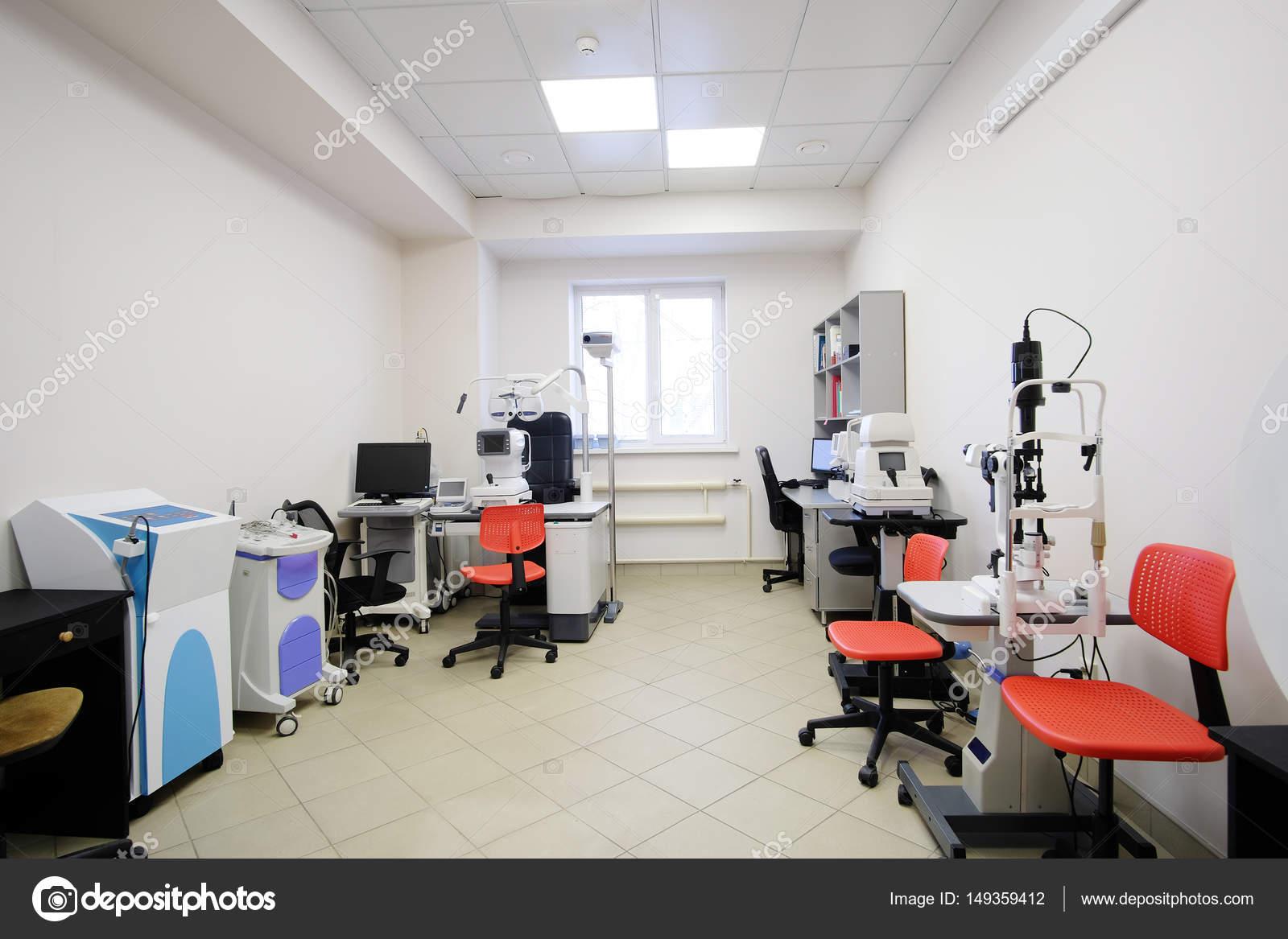 Medizinische Geräte der Augenarzt — Stockfoto © uatp12 #149359412