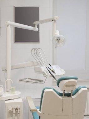 Stomatologic equipment close up