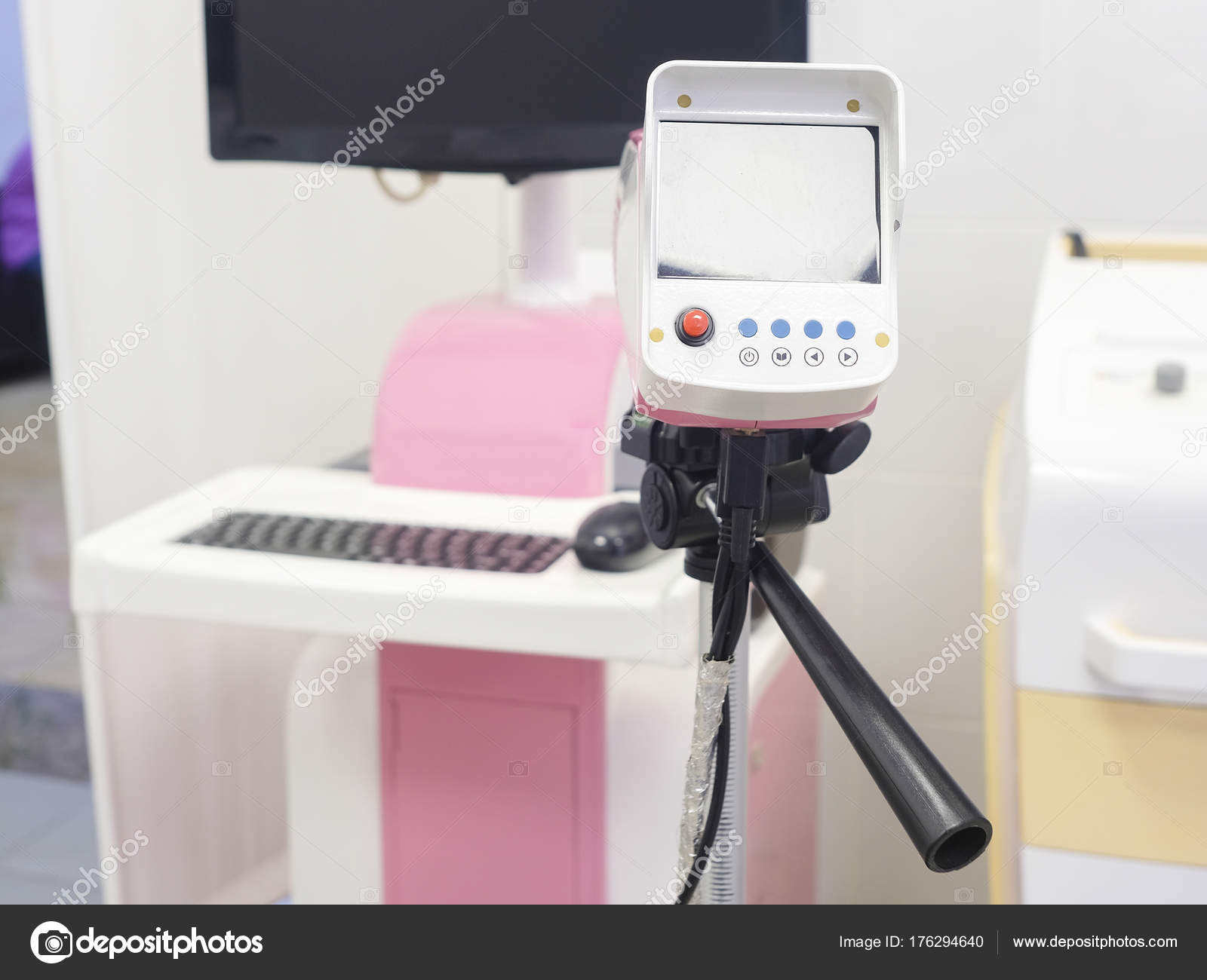 Dispositif Pour Examen Gynécologique Photographie Uatp12 176294640