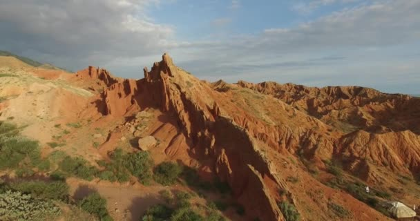 Piros-hegység, canyon mese