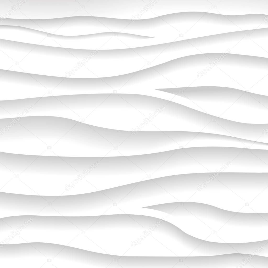 White texture. Wavy background. — Stock Vector © sommersby ...