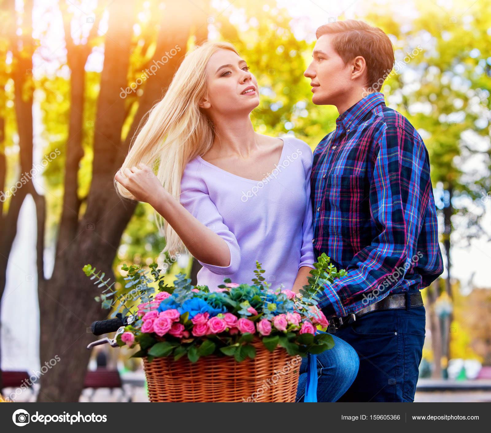 Flirten frühling