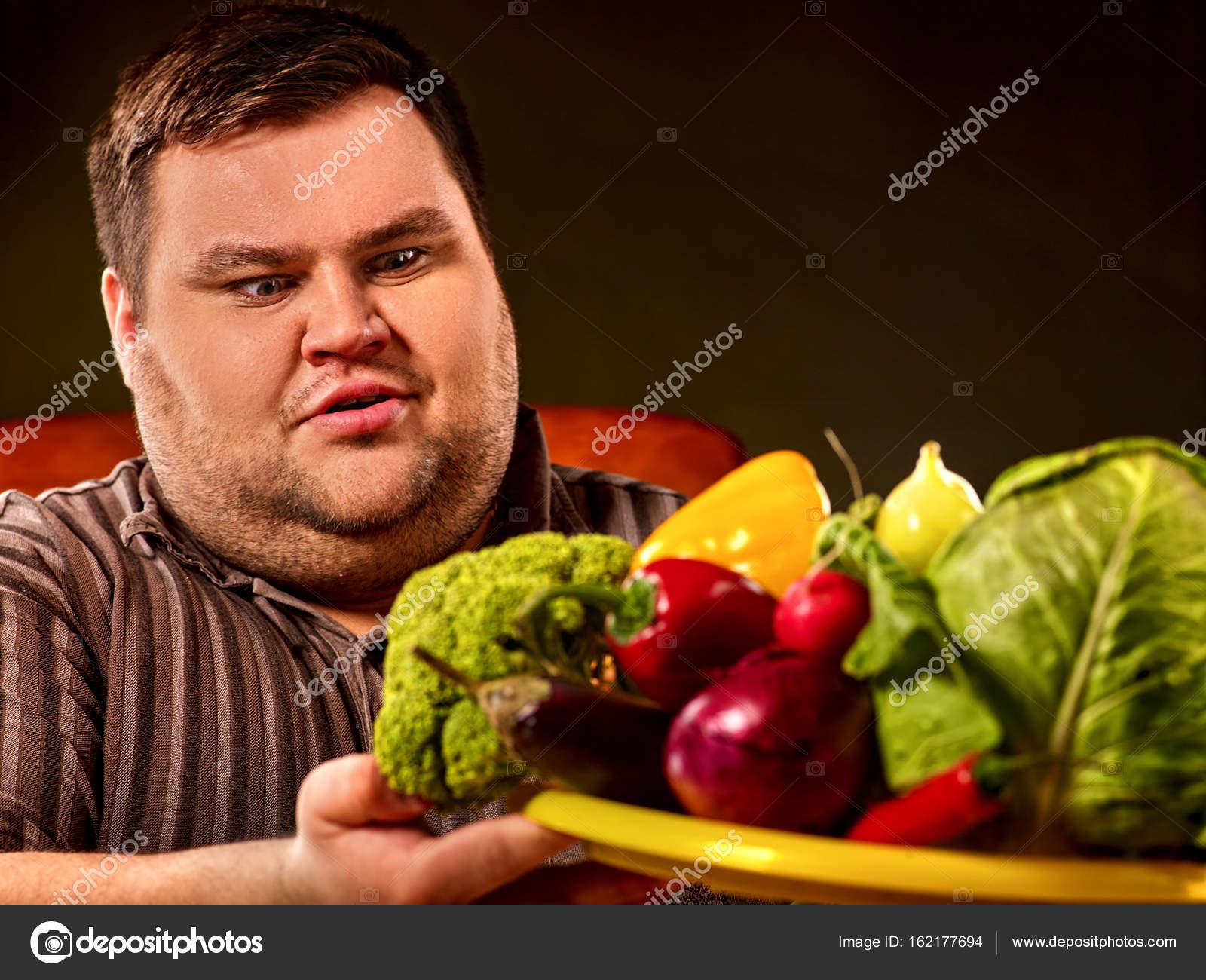 gezond dieet man